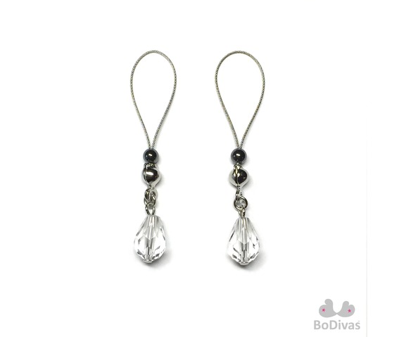 nipple_noose_stainless_clear_crystal_teardrop_hematite_stopper_ball_nipple_rings_4.jpg