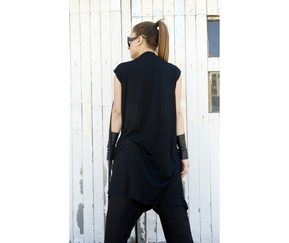 maxi_fringe_dress_loose_dress_black_dress_long_tunic_top_with_fringes_dresses_5.jpg