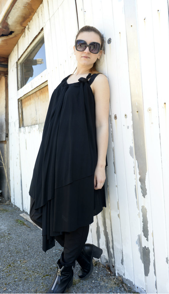 long_black_vest_extravagant_top_loose_black_tunic_maxi_black_dress_tanks_tops_and_camis_5.jpg