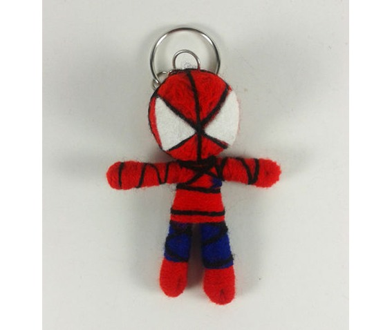 string_voodoo_doll_handmade_keychain_keyring_cartoon_caracter_spiderman_toys_2.JPG