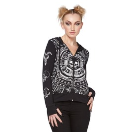 Jawbreaker Women's Slay Pagan Sacrifice Occult Hoodie