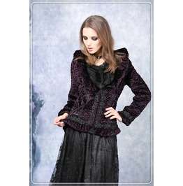 Jw080 Gothic Noble Niblet Thick Coat