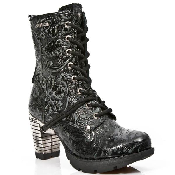 m_tr001_s24_new_rock_high_quality_black_flower_steel_heel_boot_booties_7.jpg