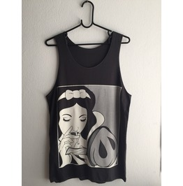 Snow Queen Pop Rock Fashion Indie Vest Tank Top