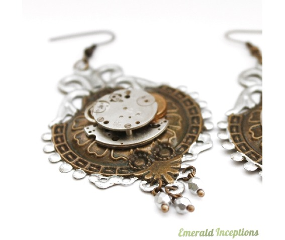 steampunk_clockwork_watch_silver_brass_earrings_earrings_4.JPG