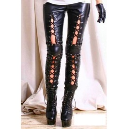 Hot Gothic Punk Visual Kei Legging Pants Only A Few Left!!