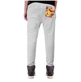 Printed Pocket 'ice Ice Baby' Women's Sweatpants