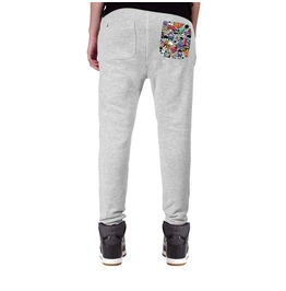 Printed Pocket 'mindfuck' Women's Sweatpants