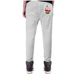 Printed Pocket 'muffin' Women's Sweatpants