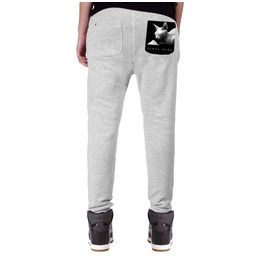 Printed Pocket 'party Hard' Women's Sweatpants