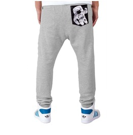 Printed Pocket 'astronaut' Men's Sweatpants