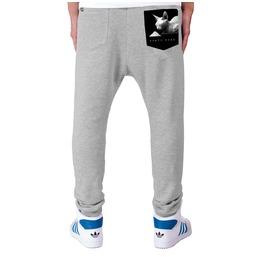 Printed Pocket 'party Hard' Men's Sweatpants