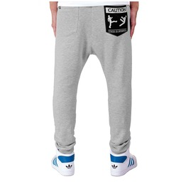 Printed Pocket 'this Sparta' Men's Sweatpants