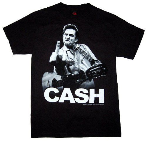 Johnny Cash Inspired Clothing & Accessories