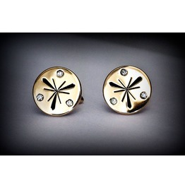 Vintage Cuff Links Wedding Birthday Anniversary Men's Gift Cufflinks Man