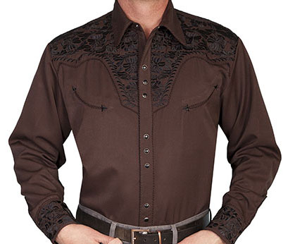 scully_western_black_embroidery_brown_pearl_snap_cowboy_shirt_shirts_4.jpg