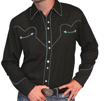 scully_western_turquoise_stitch_embroidery_on_black_cowboy_pearl_snap_shirt_shirts_3.jpg