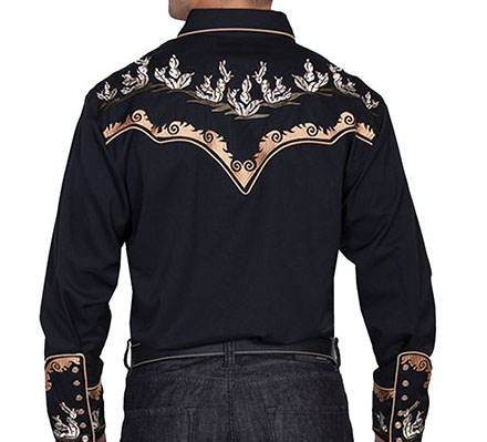 scully_western_beige_cactus_embroidery_on_black_cowboy_pearl_snap_shirt_shirts_4.jpg