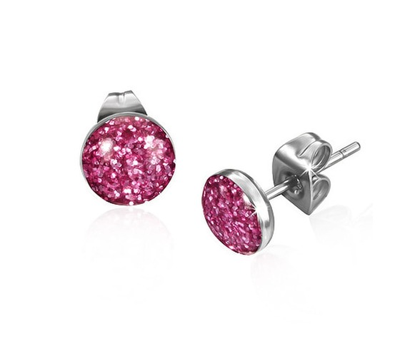 7mm_stainless_steel_faux_pink_druzy_crystal_circle_stud_earrings_pair_leb26_earrings_2.jpg