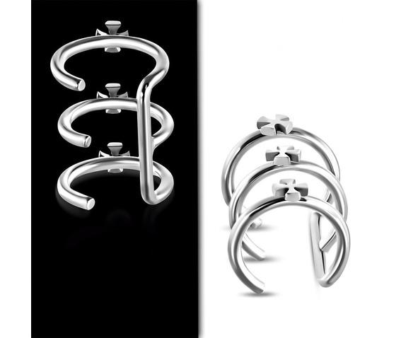 stainless_steel_cross_triple_hoop_fake_cartilage_ear_cuff_wrap_clip_on_earcuffs_2.jpg