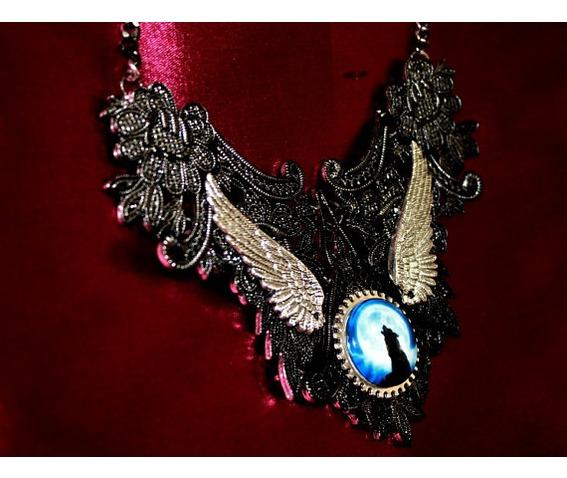 steampunk_hawling_wolf_ange_wingged_statement_bib_choker_necklace_necklaces_3.jpg