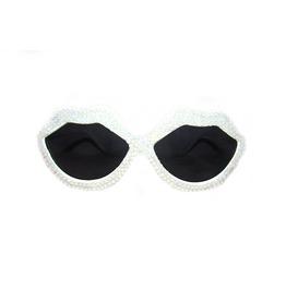 Pearl White Swarovski® Lip Sunnies