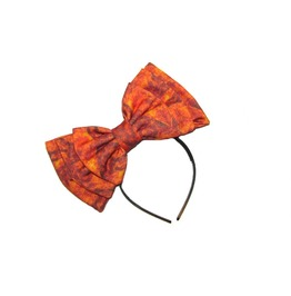 Fire Hairbow