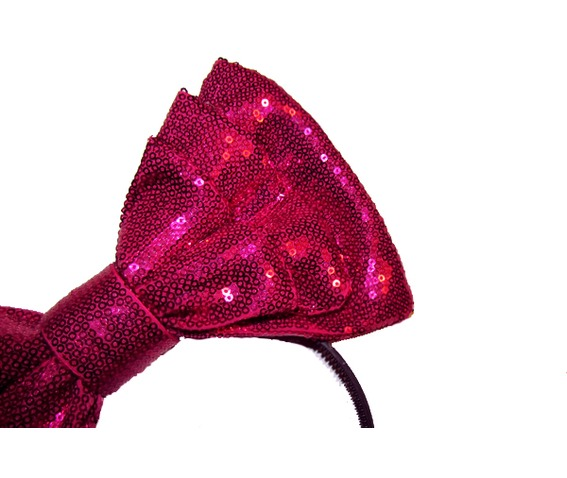 hot_pink_sequin_sparkle_bow_hair_accessories_3.jpg