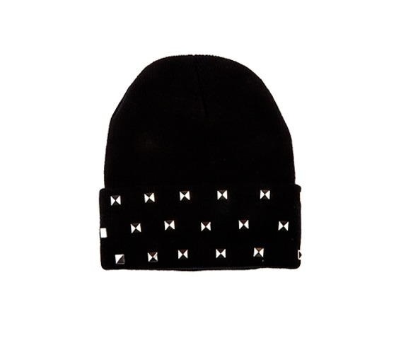 black_beanie_silver_studs_hats_and_caps_3.jpg