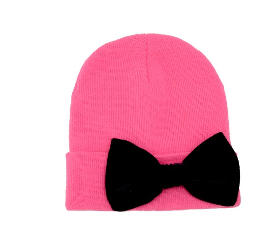 hot_pink_beanie_bow_hats_and_caps_3.jpg