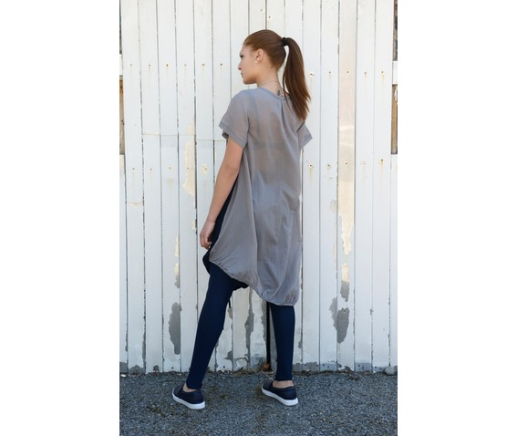 navy_blue_grey_shirt_summer_shirt_short_sleeve_top_womens_tunic_tanks_tops_and_camis_5.jpg