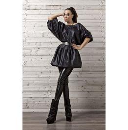 Extravagant Tunic / Black Womens Top / Tunic Dress / Black Top / Casual Top