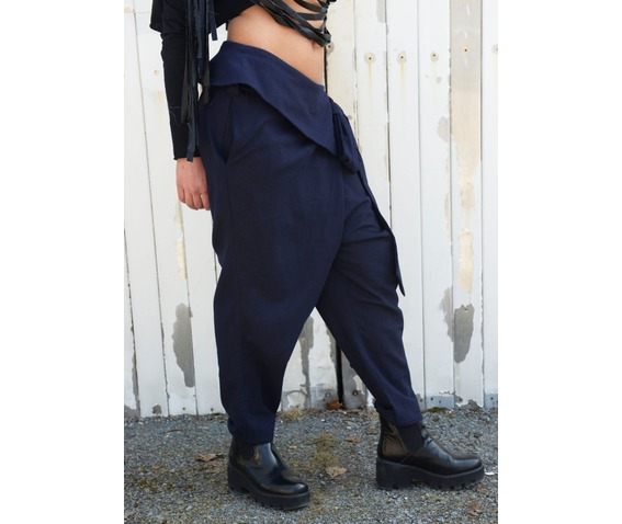 linen_dark_blue_pants_loose_trousers_casual_womens_pants_handmade_pants_pants_and_jeans_5.jpg