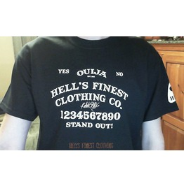 T Shirt Ouija Robert Bang Signature Special Edition Stand