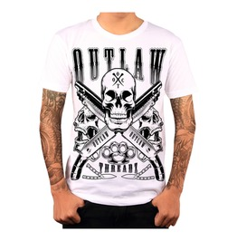 Collector White Tee