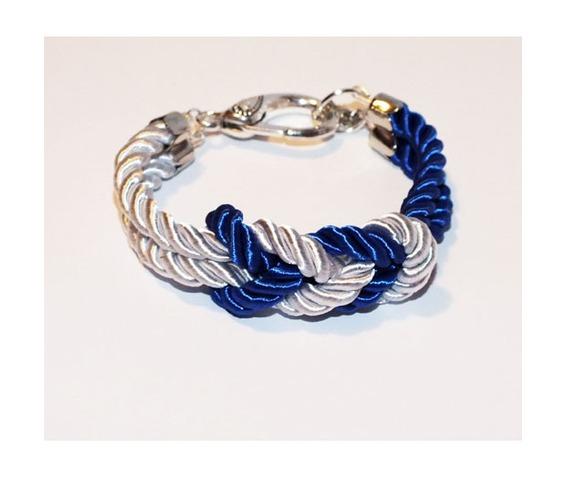 blue_white_knot_rope_bracelet_silver_clasp_bracelets_5.jpg