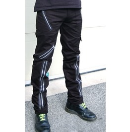 Tiger London Zip Punk Pants