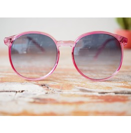 Vintage Oversized Sunglasses 1980's Old Stock Made Taiwan Violet
