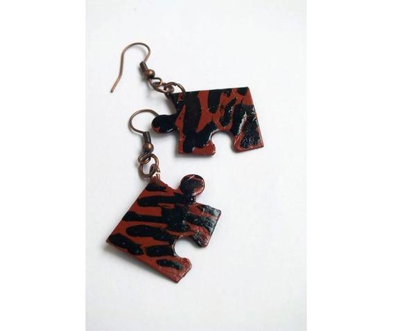 handpainted_puzzle_piece_earrings_sienna_black_stripes_upcycled__earrings_3.jpg