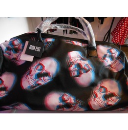 Iron Fist Skull Doom Weekender Bag