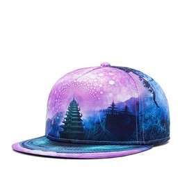Fluorescent Dreamwoods Women Baseball Cap Men Hip Hop Hat 215