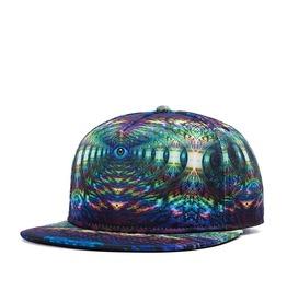 Fluorescent Skull Eyes Women Baseball Cap Men Hip Hop Hat 216