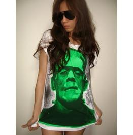 Frankenstein Clasic Monster Film Movie T Shirt M
