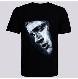 Handpainted T Shirt Dean Winchester Supernatural, Jensen Ackles Fanart