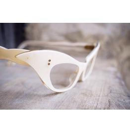Vintage Eyeglass Cat Eye 1960's High Winged Nos Frames.