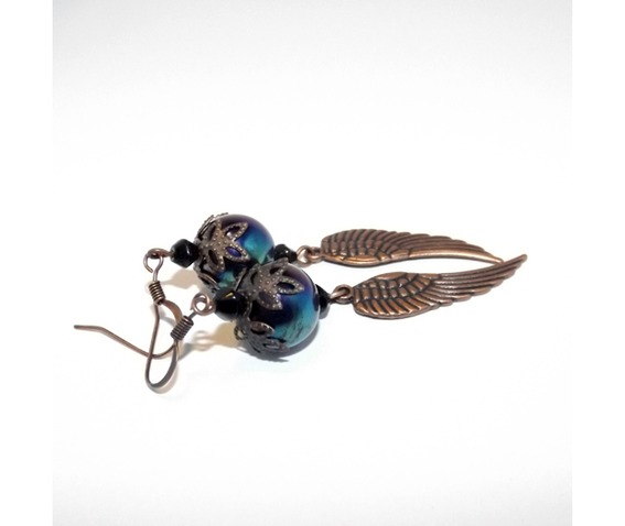 handmade_steampunk_cooper_wings_earrings_multicolor_shine_beads_earrings_4.jpg