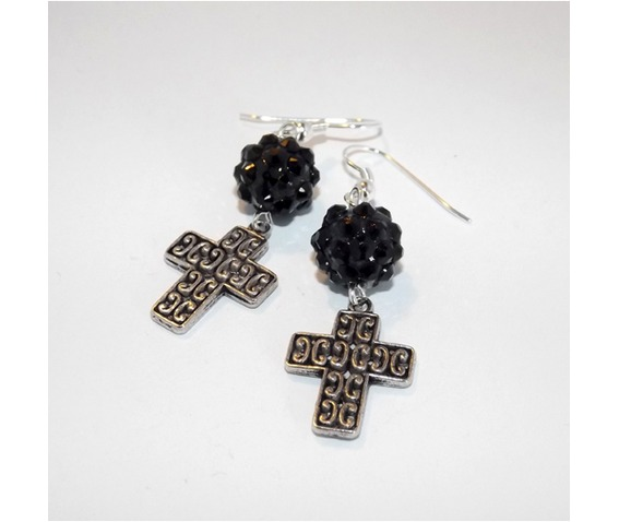 handmade_gothic_earrings_embossed_cross_black_shiny_beads_earrings_3.jpg