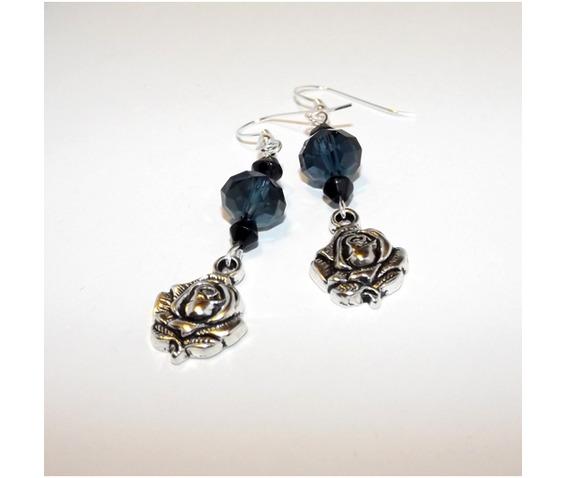 handmade_gothic_rose_earrings_prussian_blue_glass_beads_earrings_3.jpg