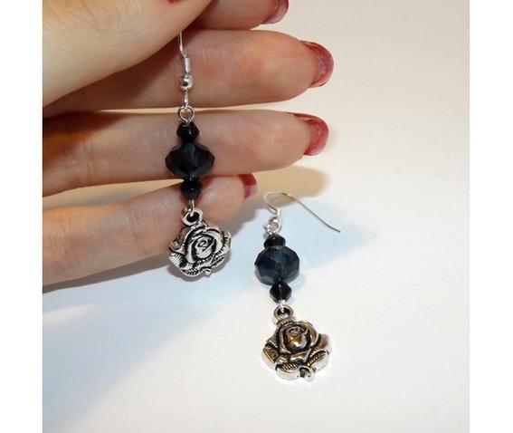 handmade_gothic_rose_earrings_prussian_blue_glass_beads_earrings_4.jpg