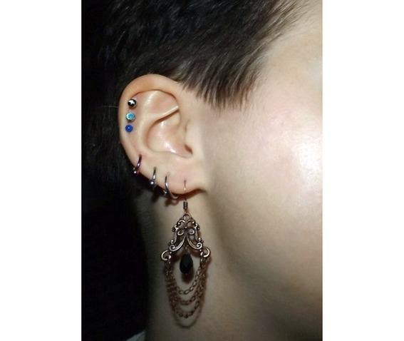 handmade_gothic_elegance_cooper_earrings_black_glass_beads_earrings_4.jpg